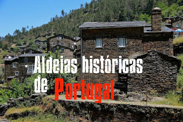 Visitar as Aldeias Históricas de Portugal, Roteiro