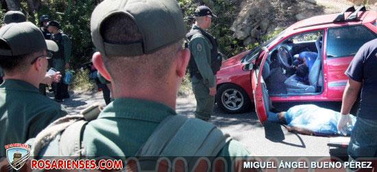 Asesinados por sicarios motociclistas 2 guardias nacionales | Rosarienses, Villa del Rosario