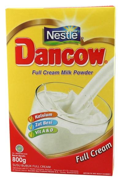 Macam macam jenis susu
