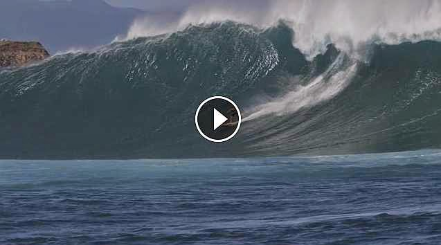 COMFORTABLY NUMB - Peahi Nov 12