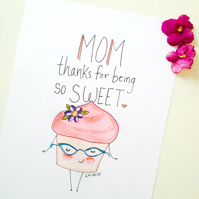 Mother's Day Guide | Gifts, Crafts & Free Card from Little Owl Lane