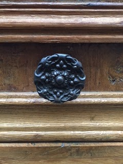 17TH Century exterior Door Handle
