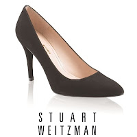 Catherine, Duchess of Cambridge  -  STUART WEITZMAN Suede Pumps