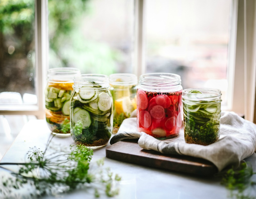 quick pickling recipe