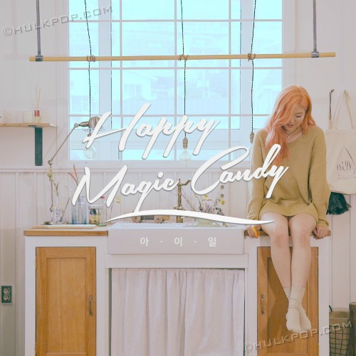 [Single] Aisle – Happy Magic Candy