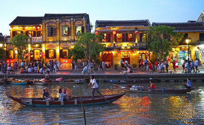 Xvlor Hoi An is old harbor city sustainable since the 15th century