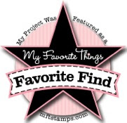 I was Favorite Find of the month October 2012 on the MFT Blog ;o)