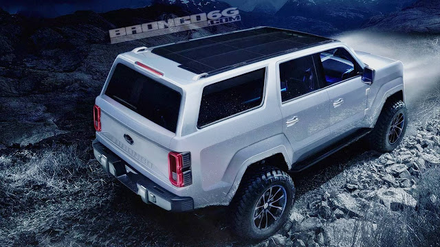 2020 New Ford Bronco Coming Out, Here's Everything You Should Know