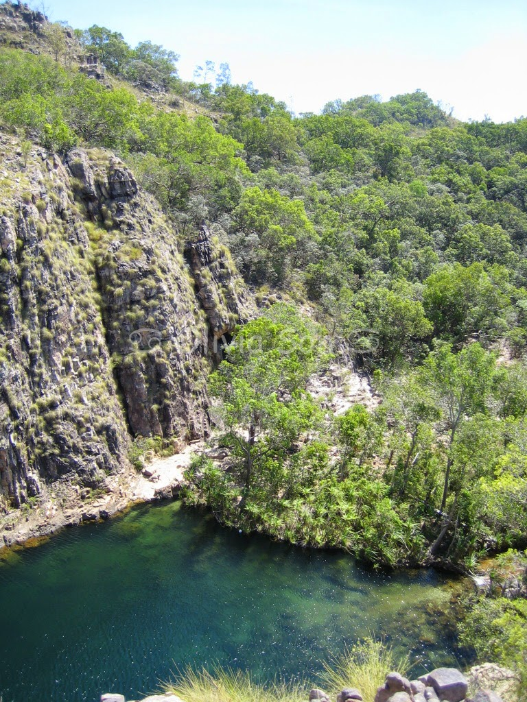 Barramundie Gorge, Kakadu National Park, Northern Territory, Australie