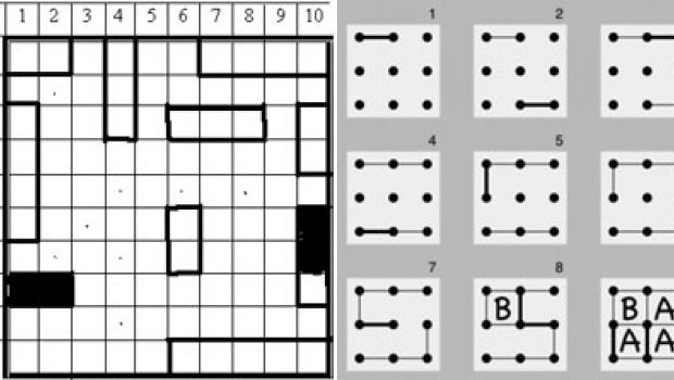 I Giochi Di Una Volta Giochi Con Carta E Penna