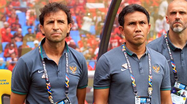 Luis Milla Ungkap Masalah di Sepakbola Indonesia