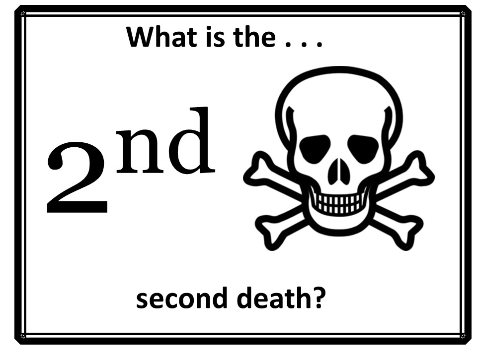 Parresiazomai What Is The Second Death Part 1 Symbols And Meanings