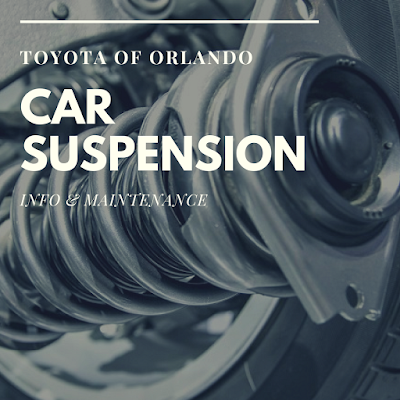 Car suspension maintenance
