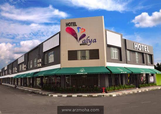 hotel berdekatan maps perak, hotel selesa berdekatan movie animation park studio, hotel selesa di bandar meru raya, hotel di meru raya,