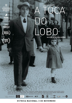 A Toca do Lobo (2015) de Catarina Mourão