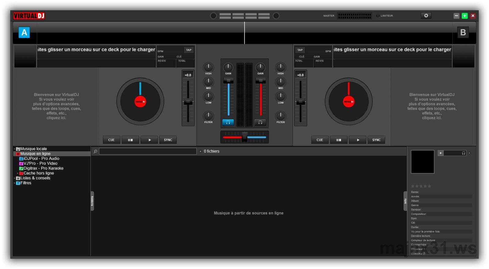 telecharger virtual dj pro