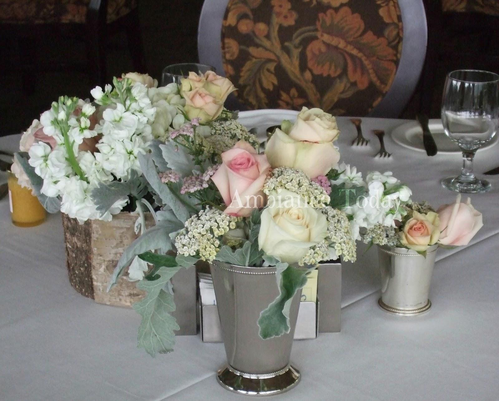Floral Ambiance By Deborah Di Bella Aifd Lauren Glamb And