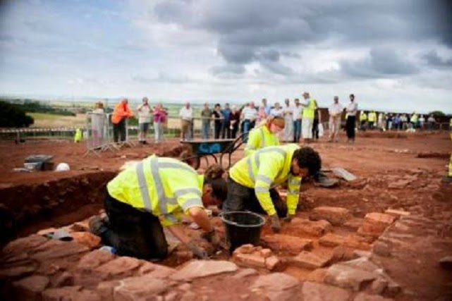 Major finds unearthed on Hinkley bypass dig