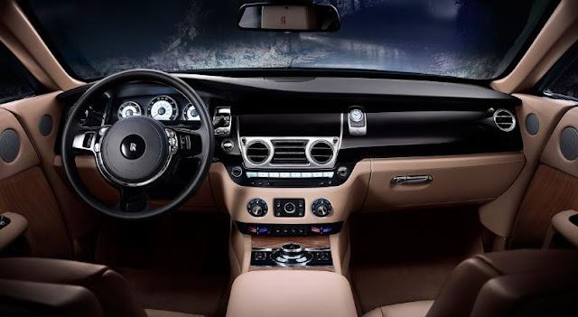 2017 Rolls-Royce Wraith Interior