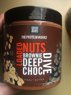 the protein works brownie peanut butter