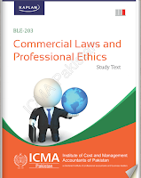 Commercial Laws and Professional Ethics