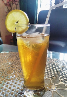 Resep Lemon Tea