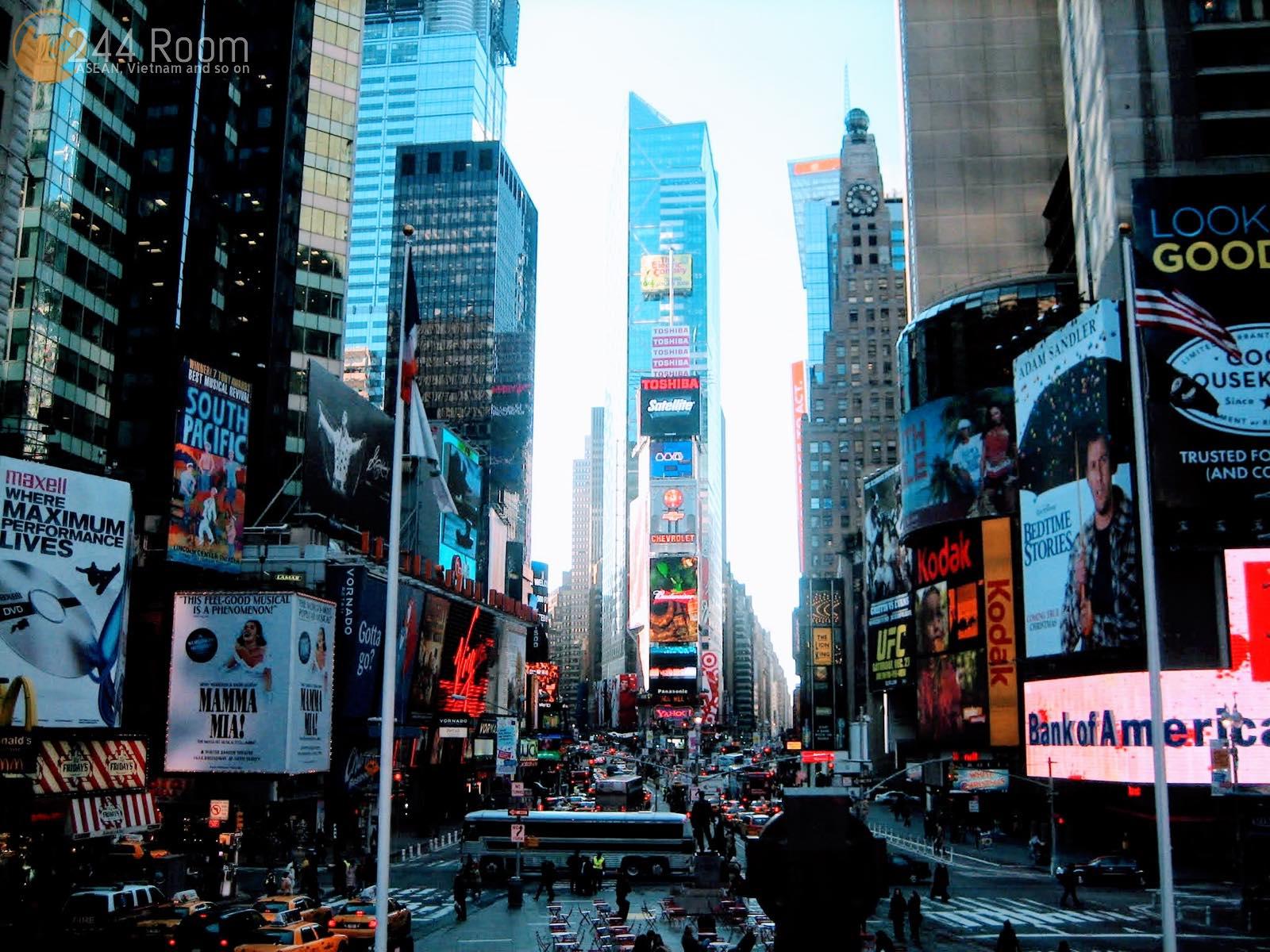 ブロードウェイ Broadway