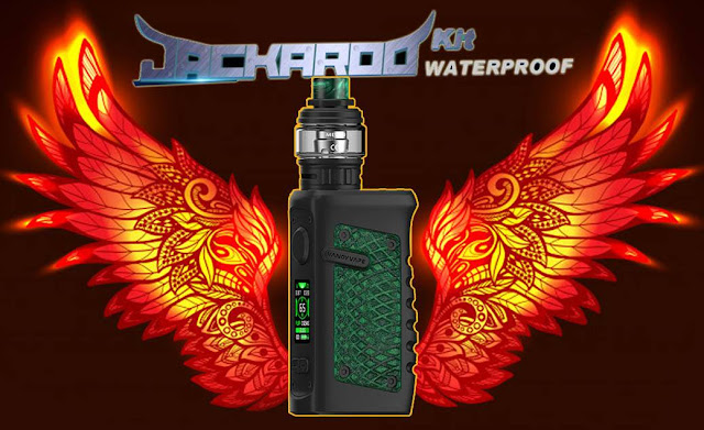 Jackaroo Kit de Vandy Vape
