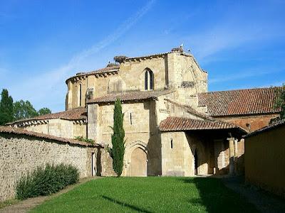 Monasterio de santa María de Gradefes; Gradefes; León; Castilla y León