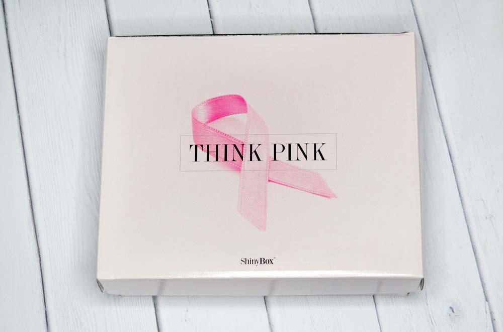 Shinybox - Think Pink - październik 2017