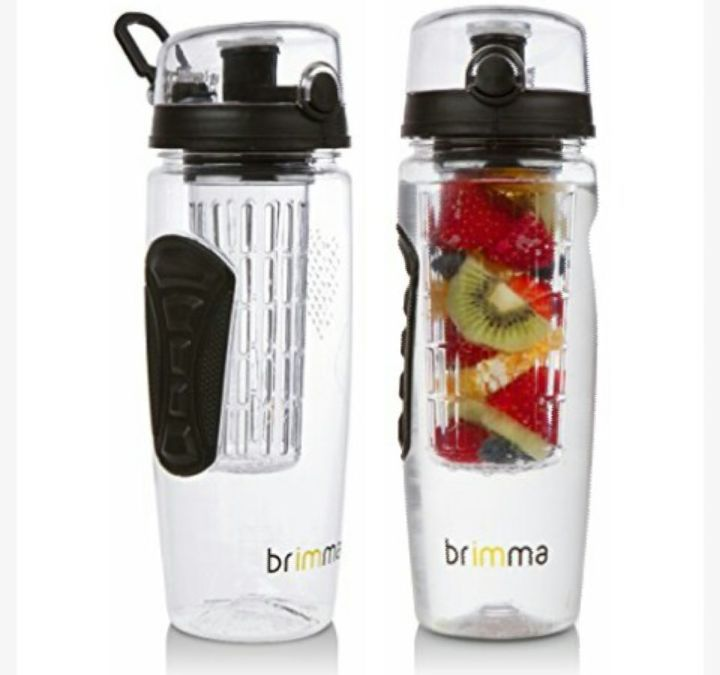 Brimma Fruit-Drink Infuser Water Bottle