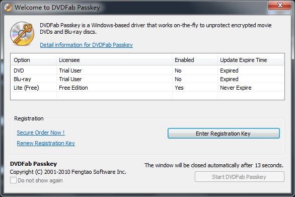 DVDFab Passkey 8.2.6.8 Crack