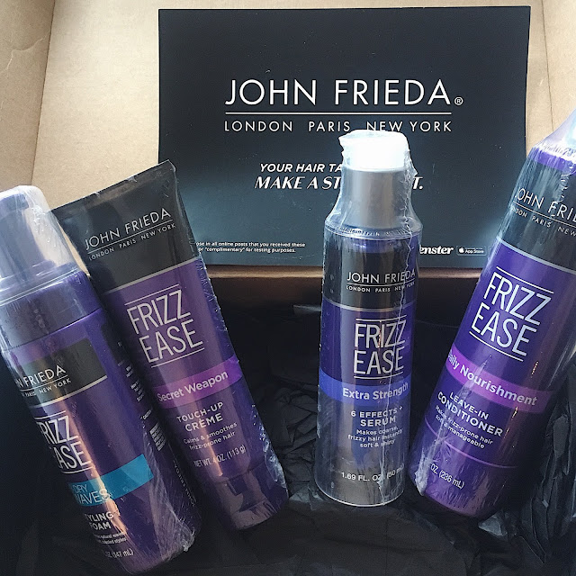 John Frieda Frizz Ease Collection Review