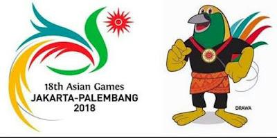 Cara Nonton Asian Games 2018 di Parabola