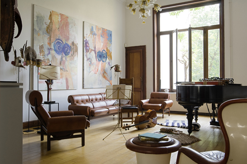 Wednesday Classics A Belgian Interior An Interior Design