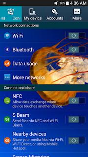 XBackground اضافة اكسبوزد لتغيير الثيم