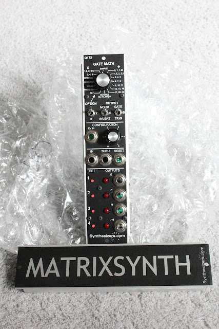 matrixsynth q173 gate math q131 custom matrixsynth panel. Black Bedroom Furniture Sets. Home Design Ideas
