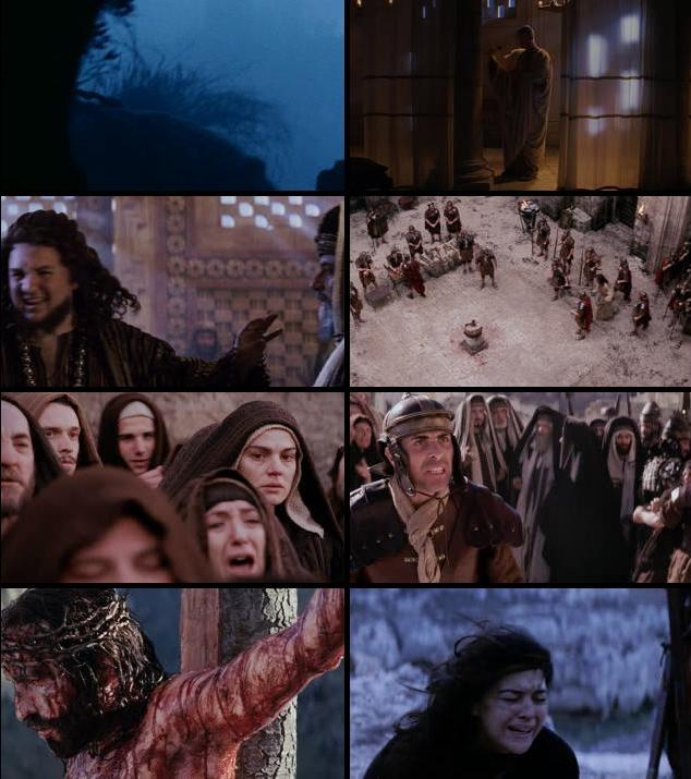 The Passion of the Christ 2004 Dual Audio Hindi 720p BluRay