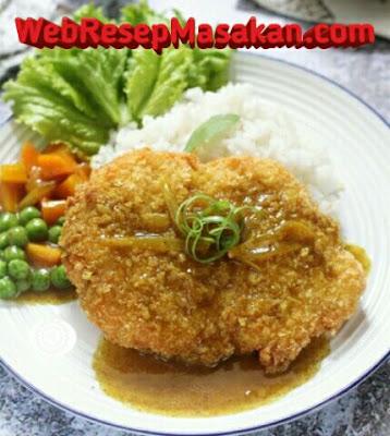 Chicken katsu curyy, Resep Chicken Katsu Curyy,