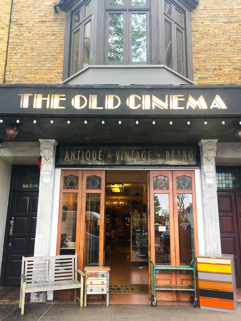 the old cinema chiswick