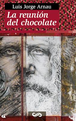 Libro reunión del chocolate