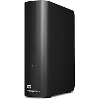 WD Elements Desktop 10 TB
