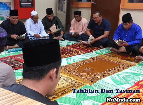 Susunan Bacaan Doa Tahlil Dan Yasin Tahlilan Tawasul Singkat Lengkap