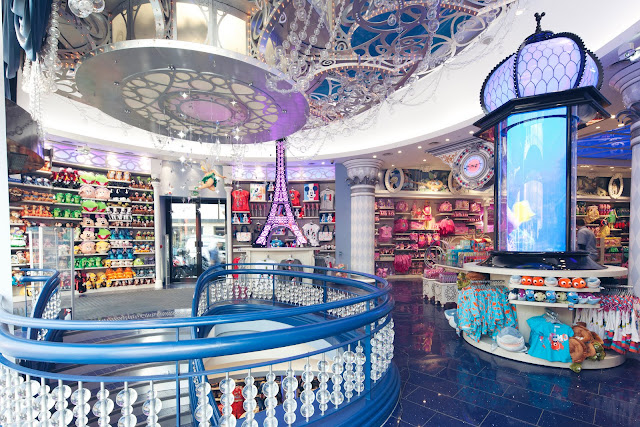 Disney Store Paryż