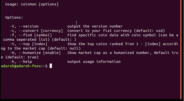 How to Check The Current Price of Bitcoin and Other Cryptocurrencies Straight From Your Linux Terminal