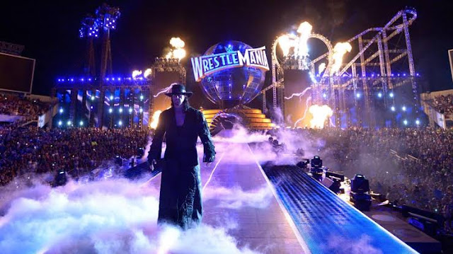 The Rock and The Undertaker match at Wrestlemania 35 !! - wrestlingrumour.com