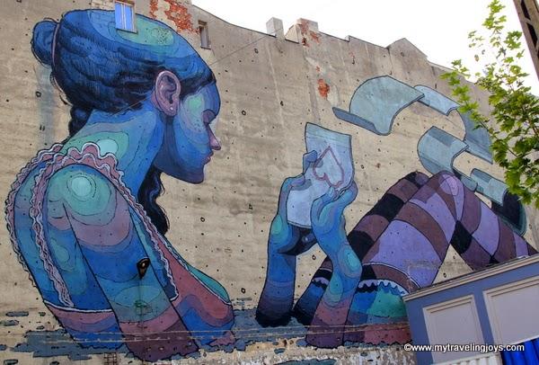 Cool Street Art In Lodz Poland My Traveling Joys