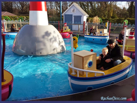 Find out the fun we had at Peppa Pig World