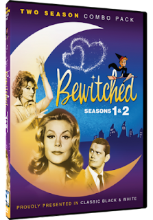 DVD Review - Bewitched: Seasons 1 & 2