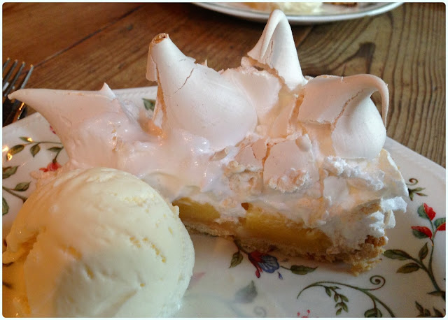 The Oast House, Manchester - Lemon Meringue Pie